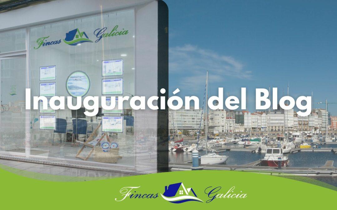 Estrenamos Blog en Fincas Galicia